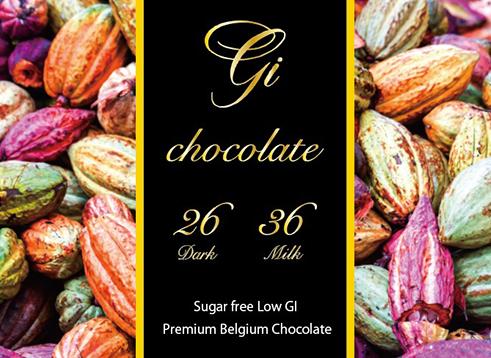 GI26GI36プレミアムチョコレートの特徴